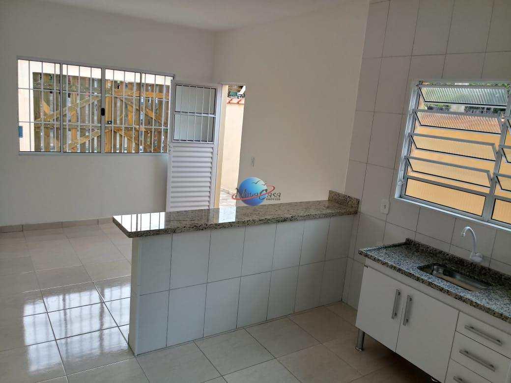 Casa com 2 dorms, Praia Grande - R$ 180 mil,