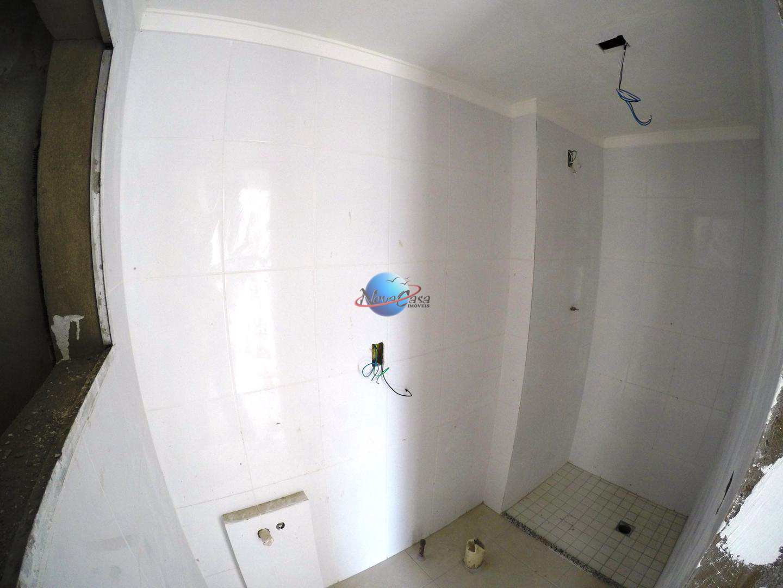 Apartamento com 2 dorms, Guilhermina, Praia Grande - R$ 380 mil, Cod: 4607