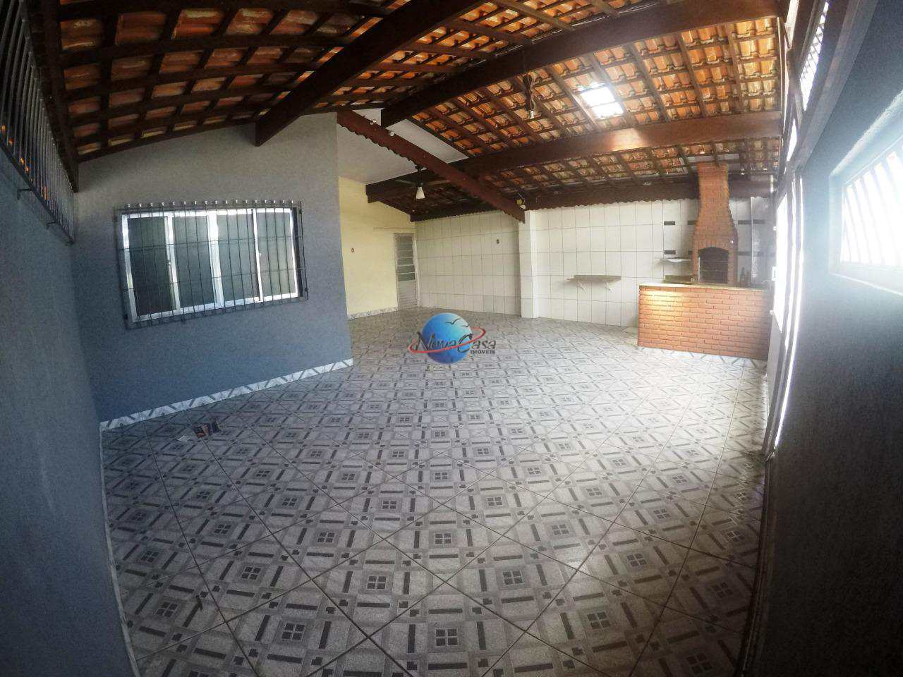 Casa com 3 dorms, Aviação, Praia Grande - R$ 350 mil, Cod: 4639