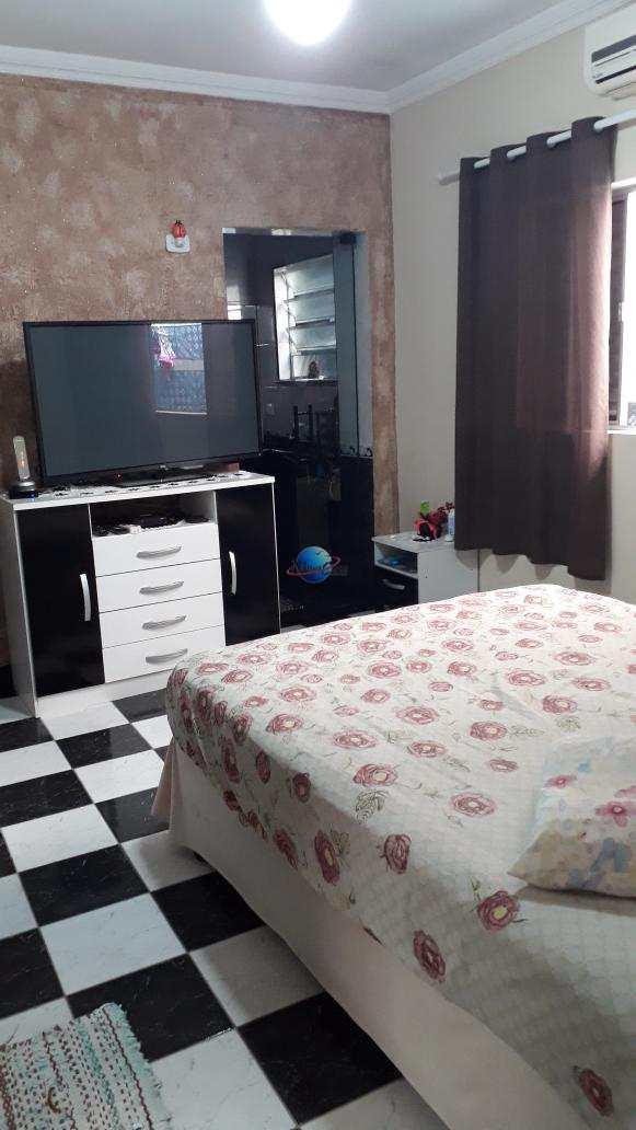 Casa com 2 dorms, Tupi, Praia Grande - R$ 420 mil, Cod: 4666
