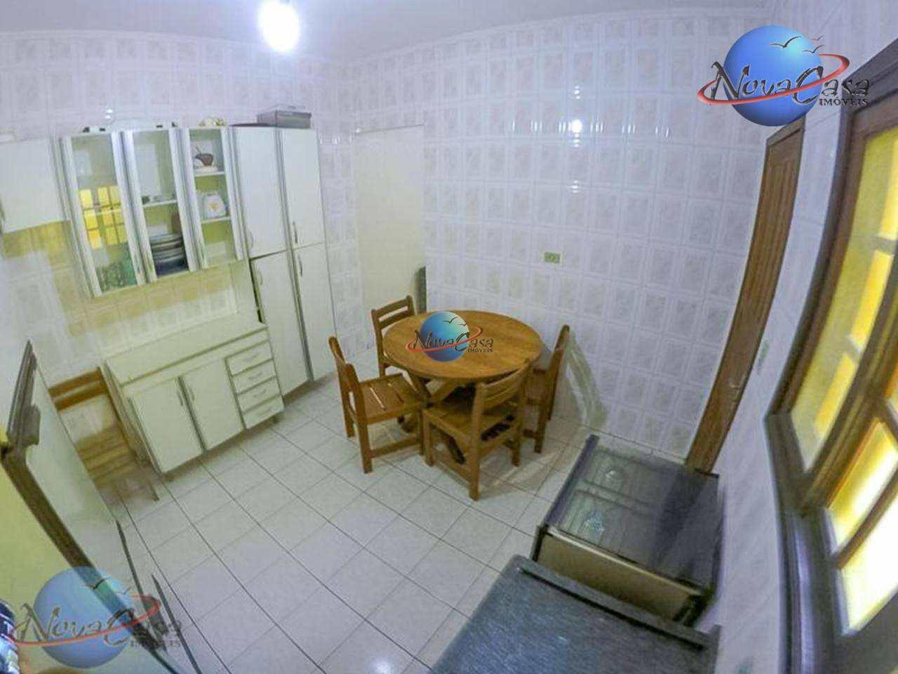 Casa com 3 dorms, Guilhermina, Praia Grande, Cod: 4705