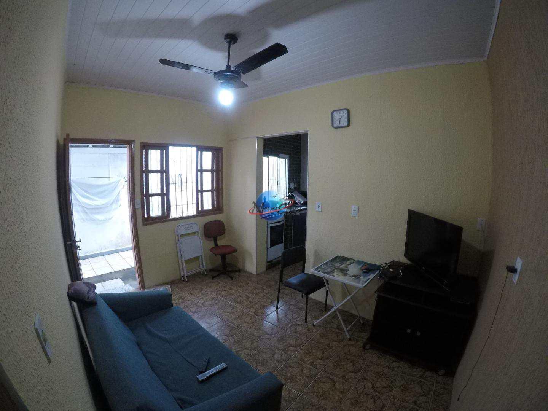 Casa com 2 dorms, Aviação, Praia Grande, Cod: 4774