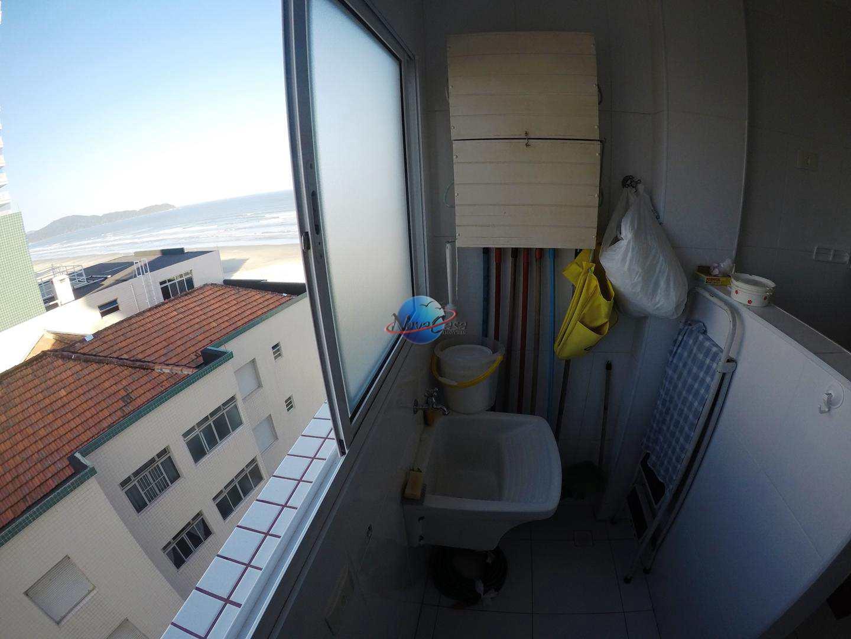 Apartamento com 2 dorms, Aviação, Praia Grande - R$ 430 mil, Cod: 4811
