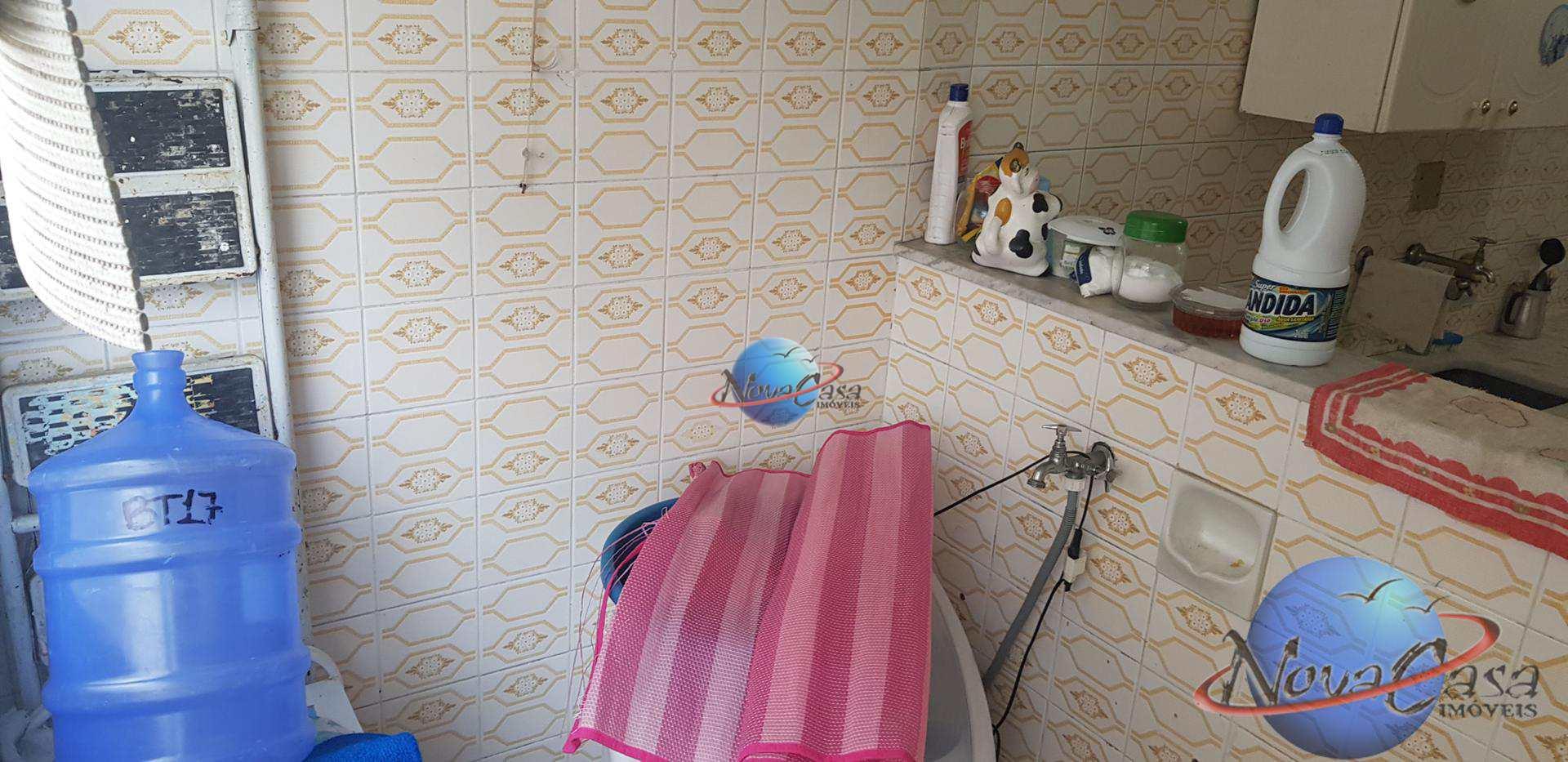 Apartamento com 1 dorm, Guilhermina, Praia Grande - R$ 158 mil, Cod: 4846