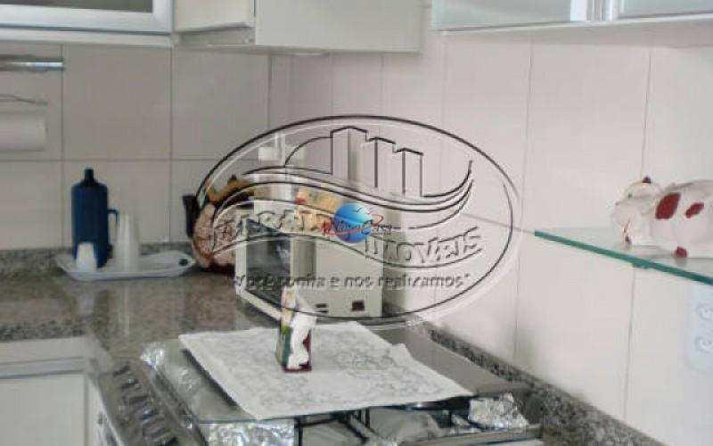 Apartamento com 3 dorms, Mirim, Praia Grande - R$ 600 mil, Cod: 4676