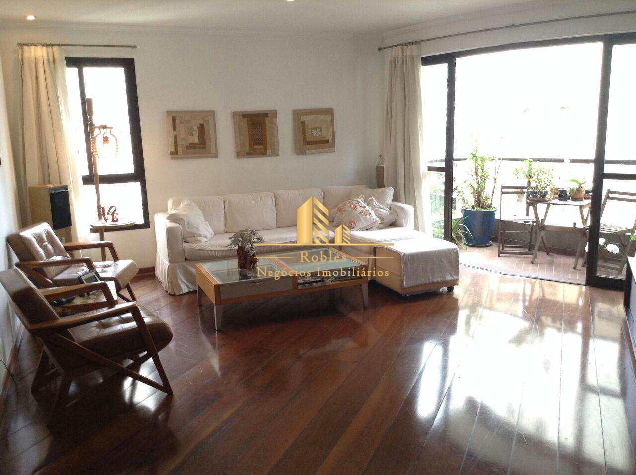 Apartamento com 4 dorms, Campo Belo, São Paulo - R$ 1.5 mi, Cod: 98
