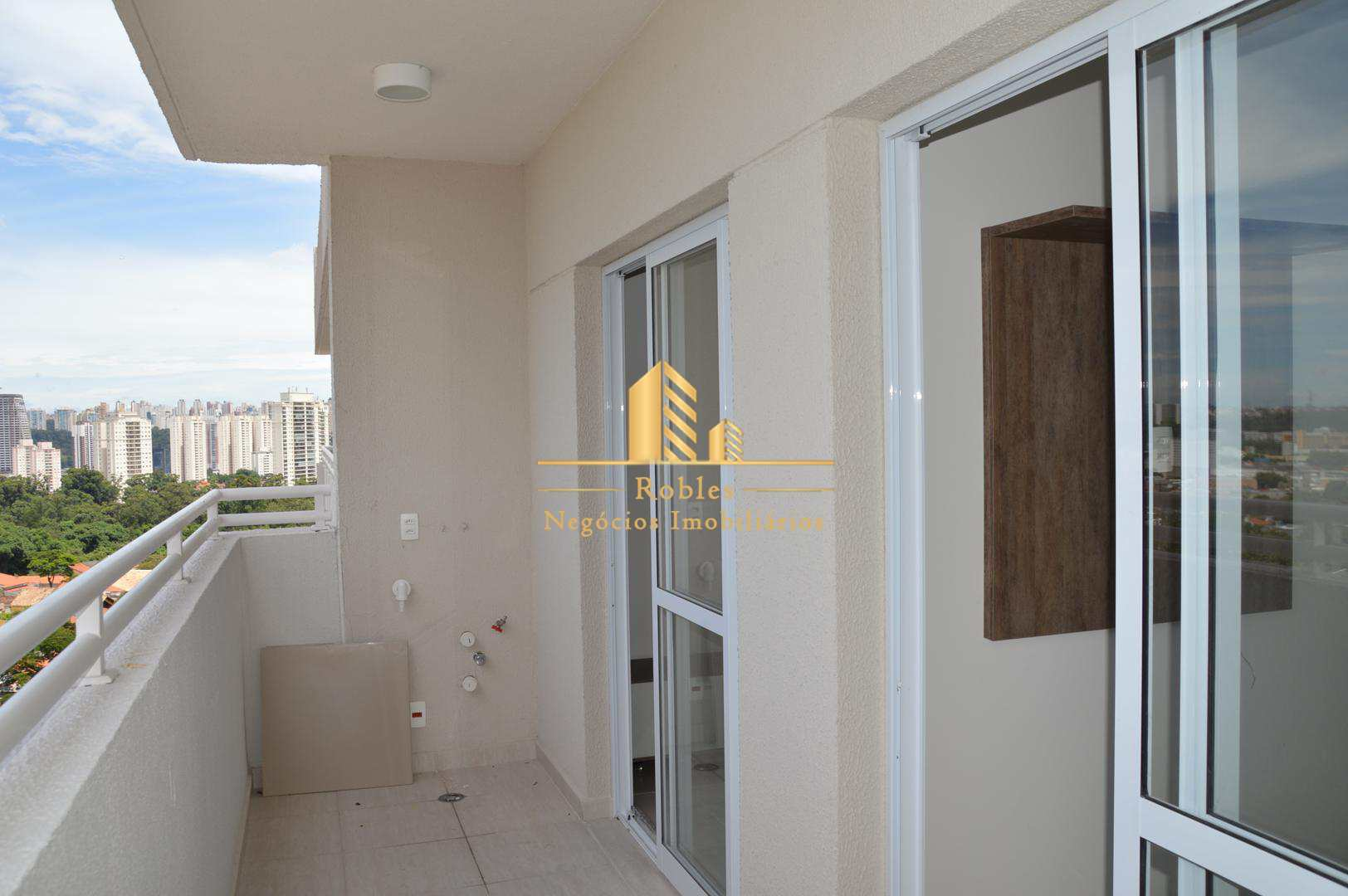 Apartamento com 1 dorm, Santo Amaro, São Paulo - R$ 430 mil, Cod: 122