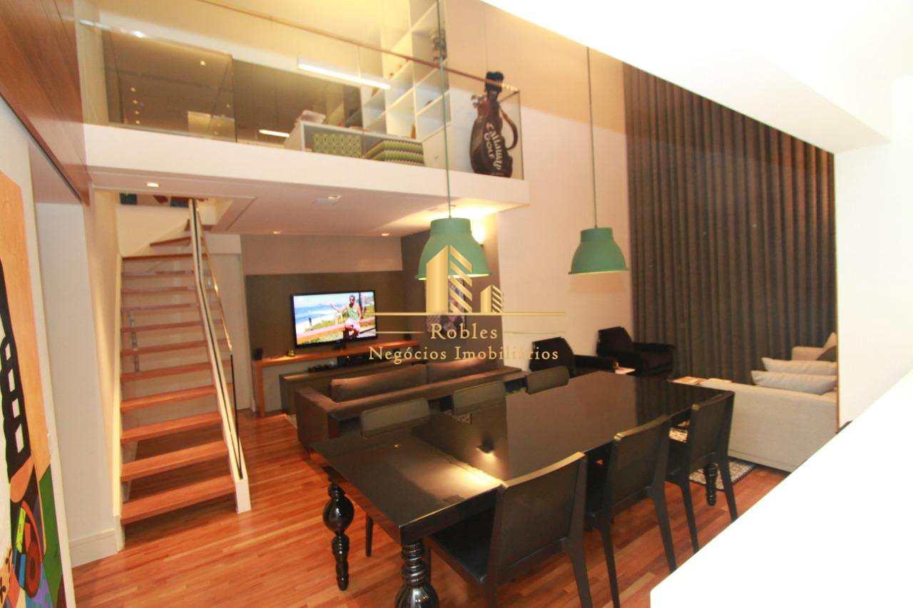 Apartamento com 3 dorms, Campo Belo, São Paulo - R$ 2.75 mi, Cod: 131