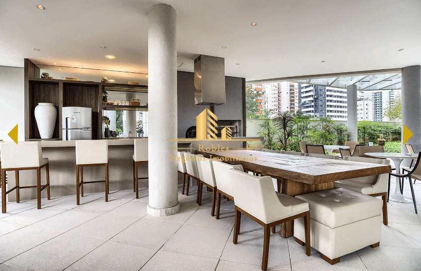 Apartamento com 1 dorm, Brooklin, São Paulo, Cod: 166