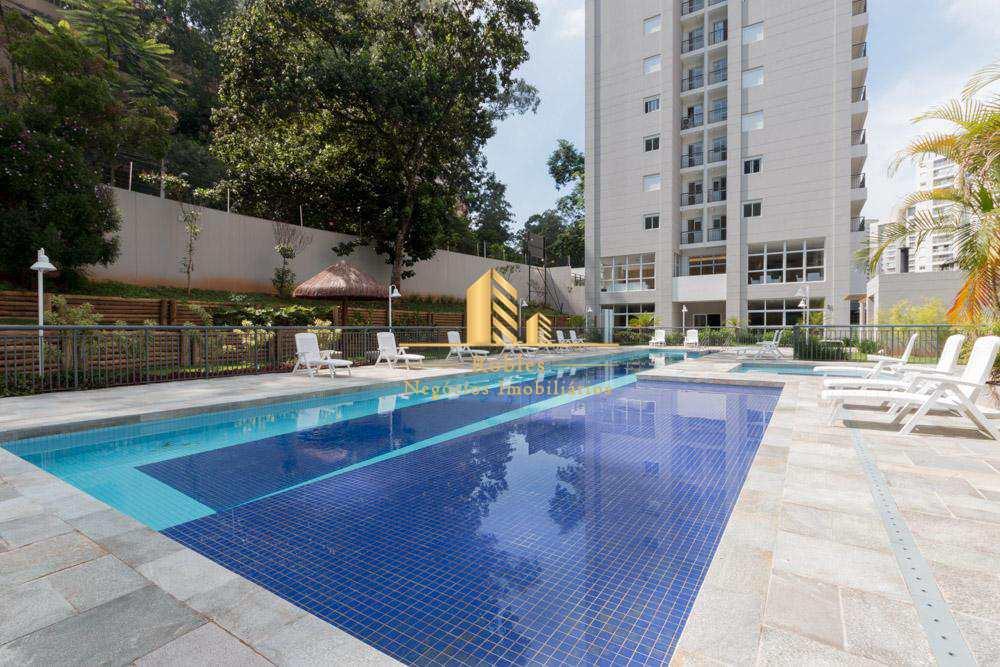 Apartamento com 2 dorms, Vila Andrade, São Paulo - R$ 425 mil, Cod: 175
