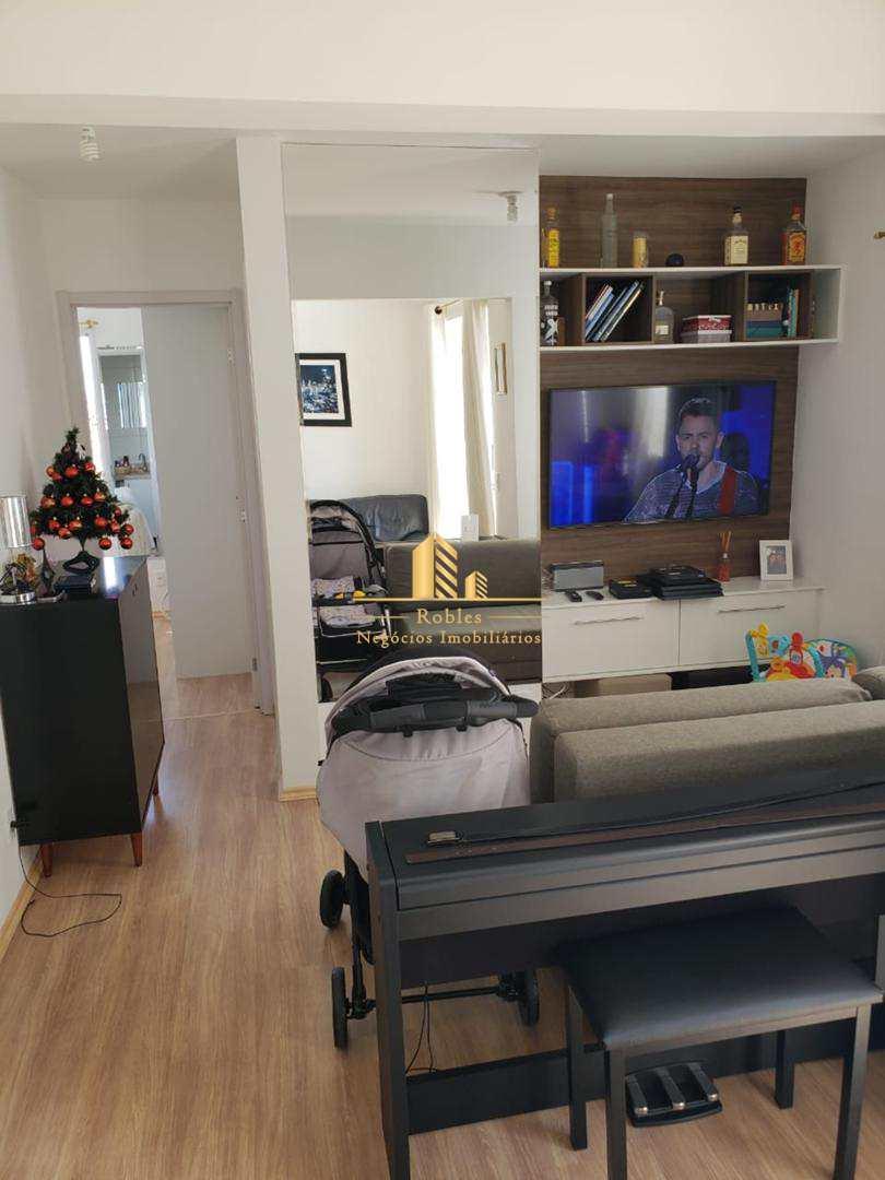Apartamento com 2 dorms, Morumbi, São Paulo - R$ 370 mil, Cod: 197