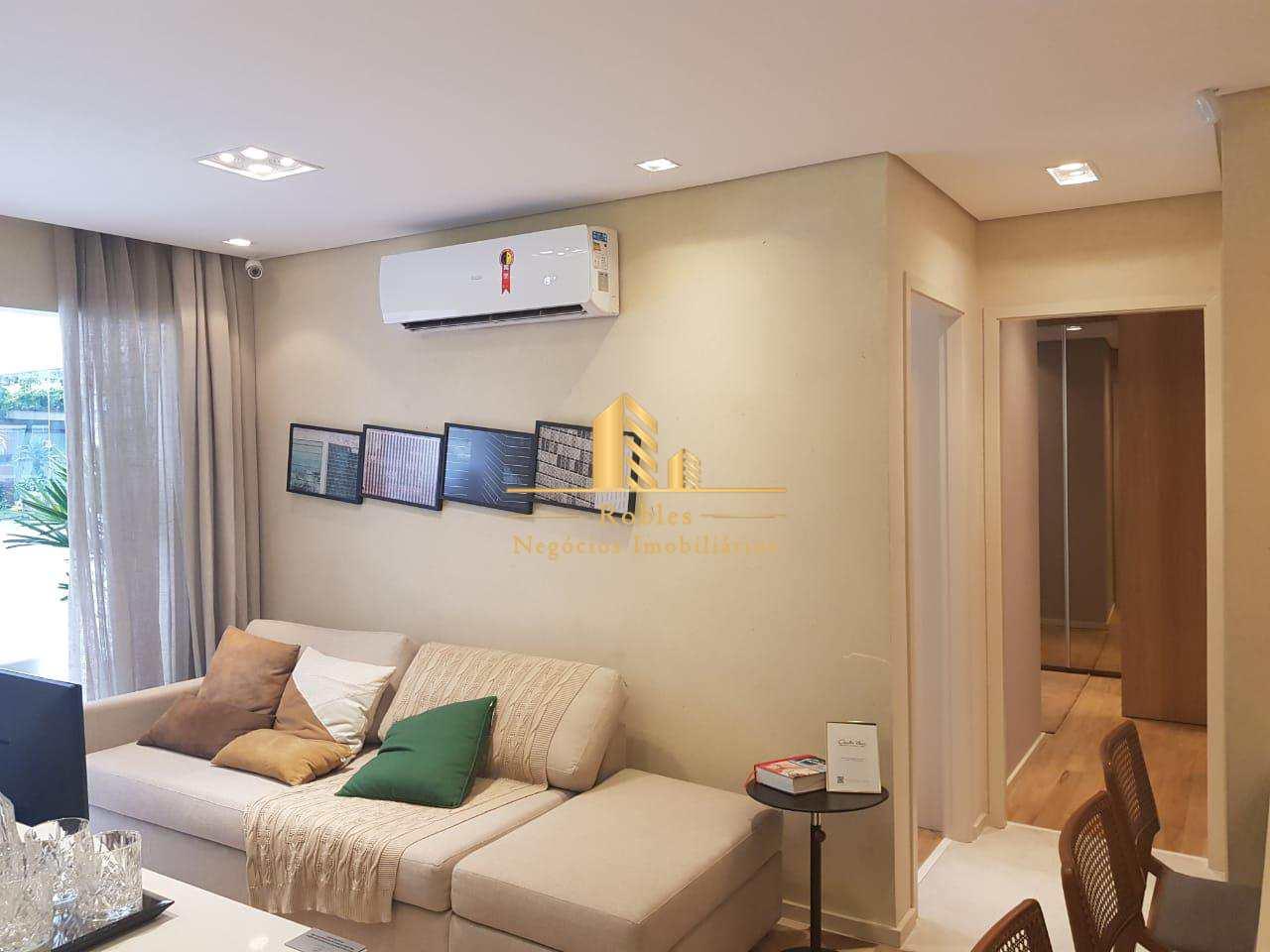 Apartamento com 2 dormitórios, Jardim Prudência