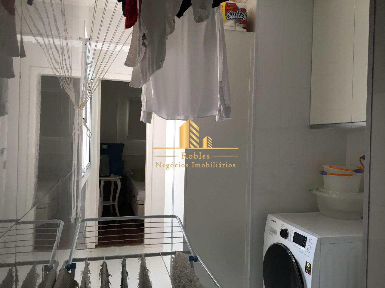 Apartamento com 3 dorms, Brooklin Novo, São Paulo - R$ 850 mil, Cod: 273