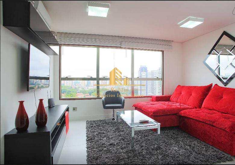 Apartamento com 2 dorms, Brooklin, São Paulo - R$ 1.14 mi, Cod: 286