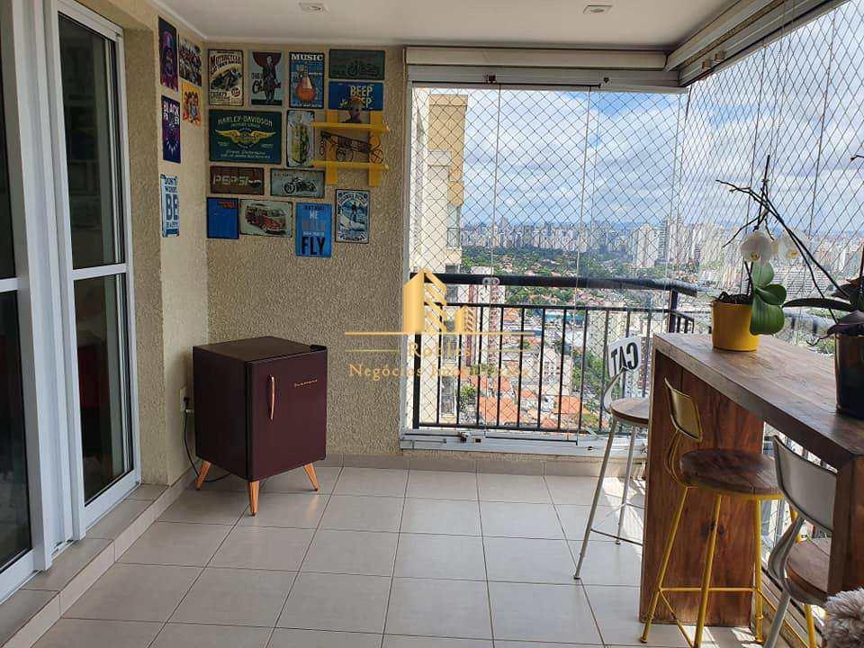 Apartamento com 2 dorms, Vila Mascote, São Paulo - R$ 932 mil, Cod: 321