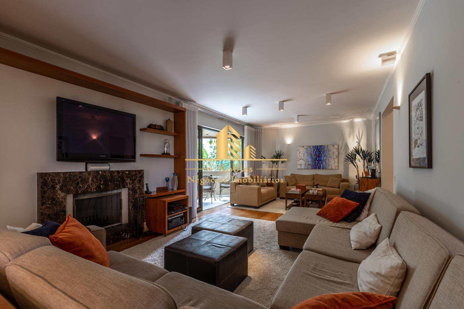Apartamento com 4 dorms, Campo Belo, São Paulo - R$ 3.2 mi, Cod: 340