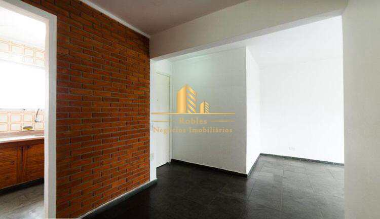 Apartamento com 3 dorms, Santo Amaro, São Paulo - R$ 490 mil, Cod: 343