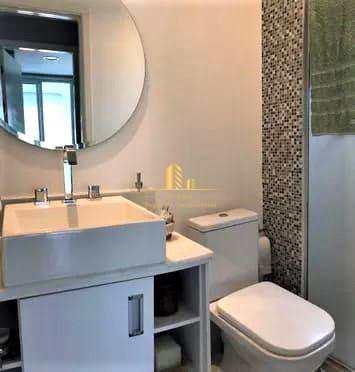 Apartamento com 2 dorms, Brooklin Novo, São Paulo - R$ 912 mil, Cod: 349