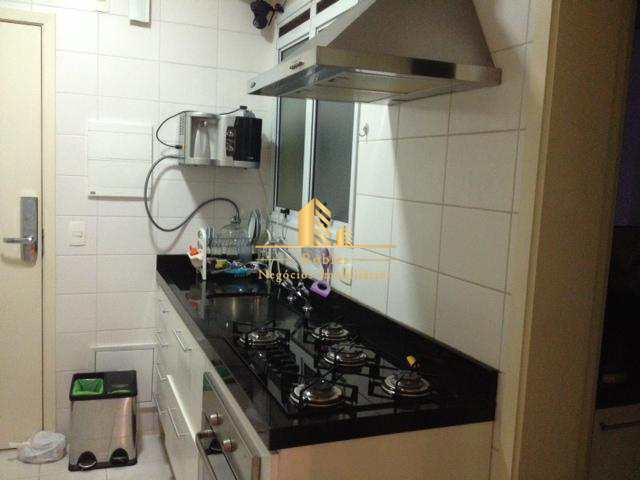 Apartamento com 3 dorms, Santo Amaro, São Paulo - R$ 1.04 mi, Cod: 352
