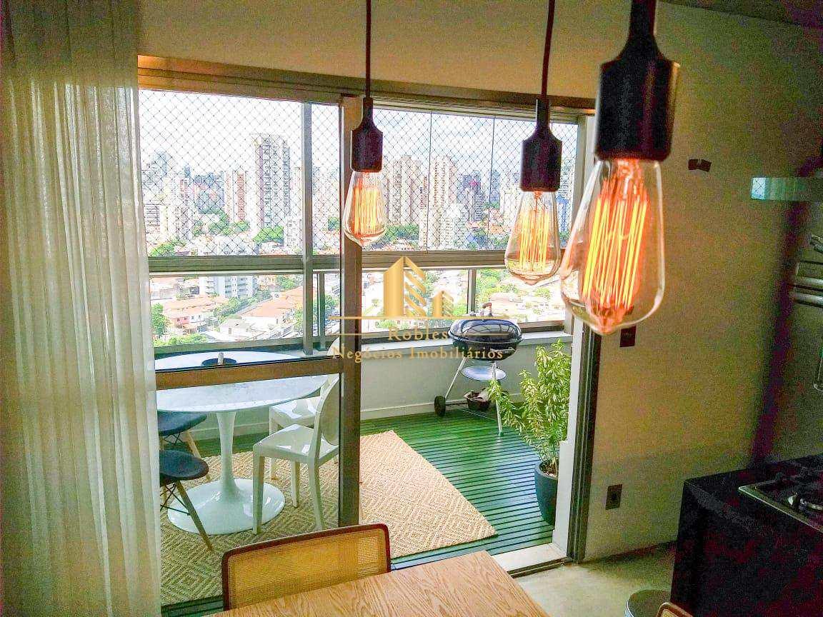 Apartamento com 2 dorms, Brooklin, São Paulo - R$ 1.6 mi, Cod: 362