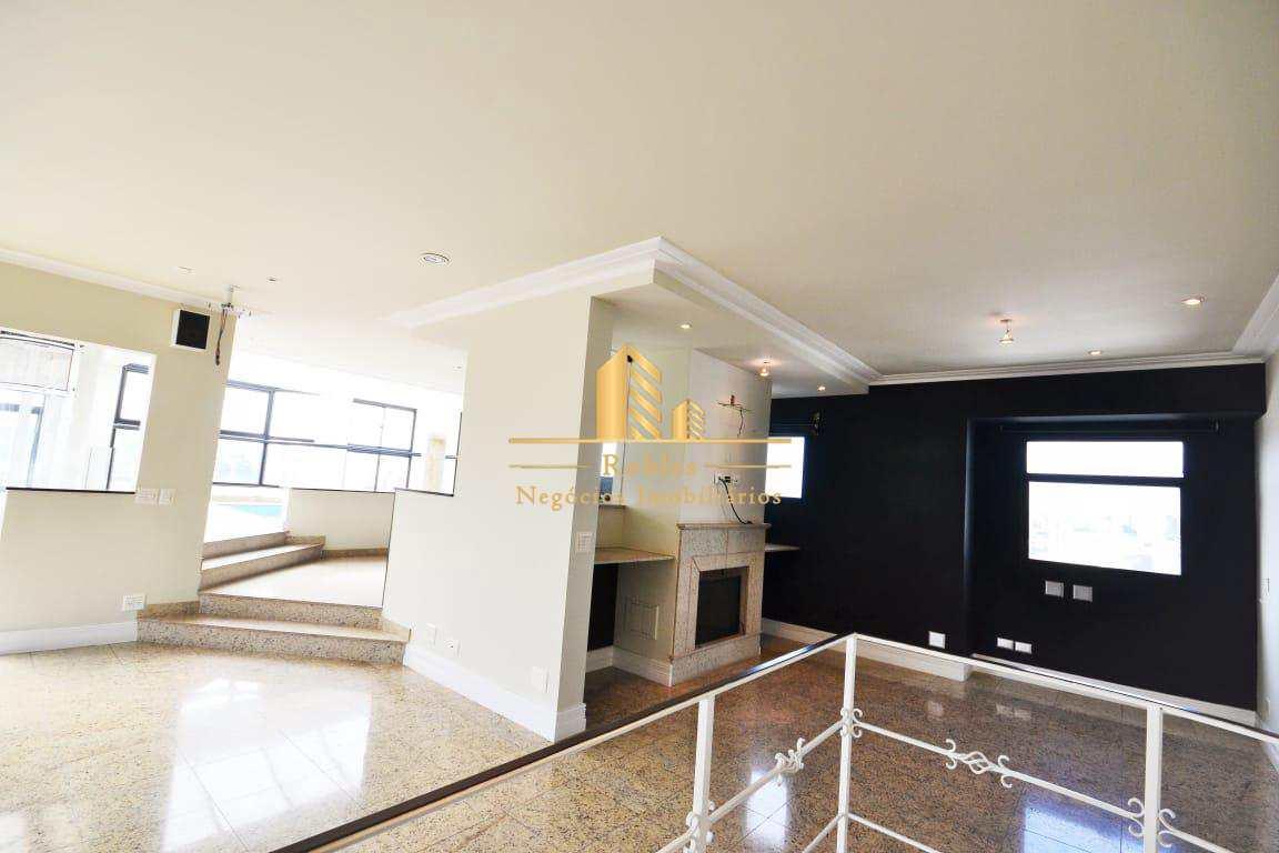 Cobertura com 4 dorms, Campo Belo, São Paulo - R$ 4 mi, Cod: 370