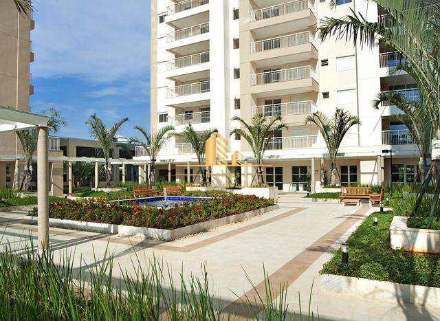 Apartamento com 3 dorms, Granja Julieta, São Paulo - R$ 1.1 mi, Cod: 376