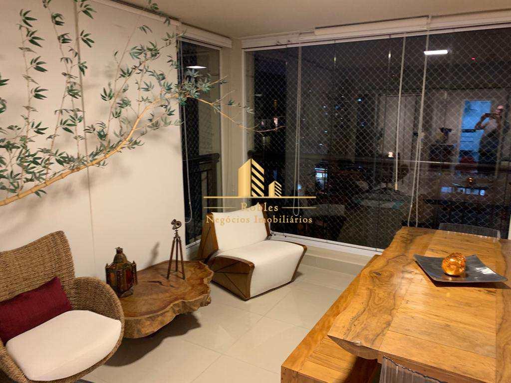 Apartamento com 3 dorms, Indianópolis, São Paulo - R$ 2.87 mi, Cod: 379