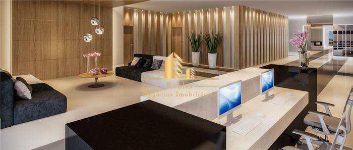 Apartamento com 1 dorm, Campo Belo, São Paulo - R$ 430 mil, Cod: 380