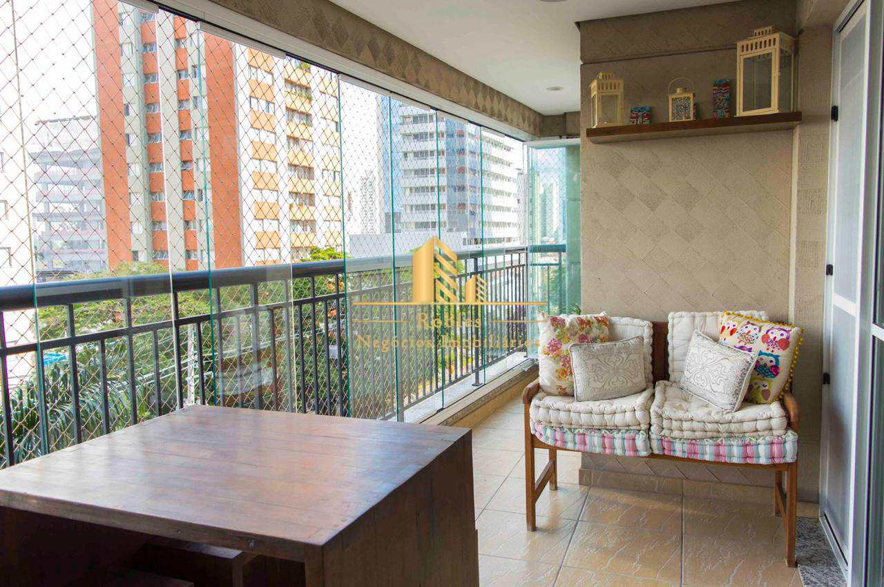 Apartamento com 2 dorms, Brooklin, São Paulo - R$ 1.15 mi, Cod: 382
