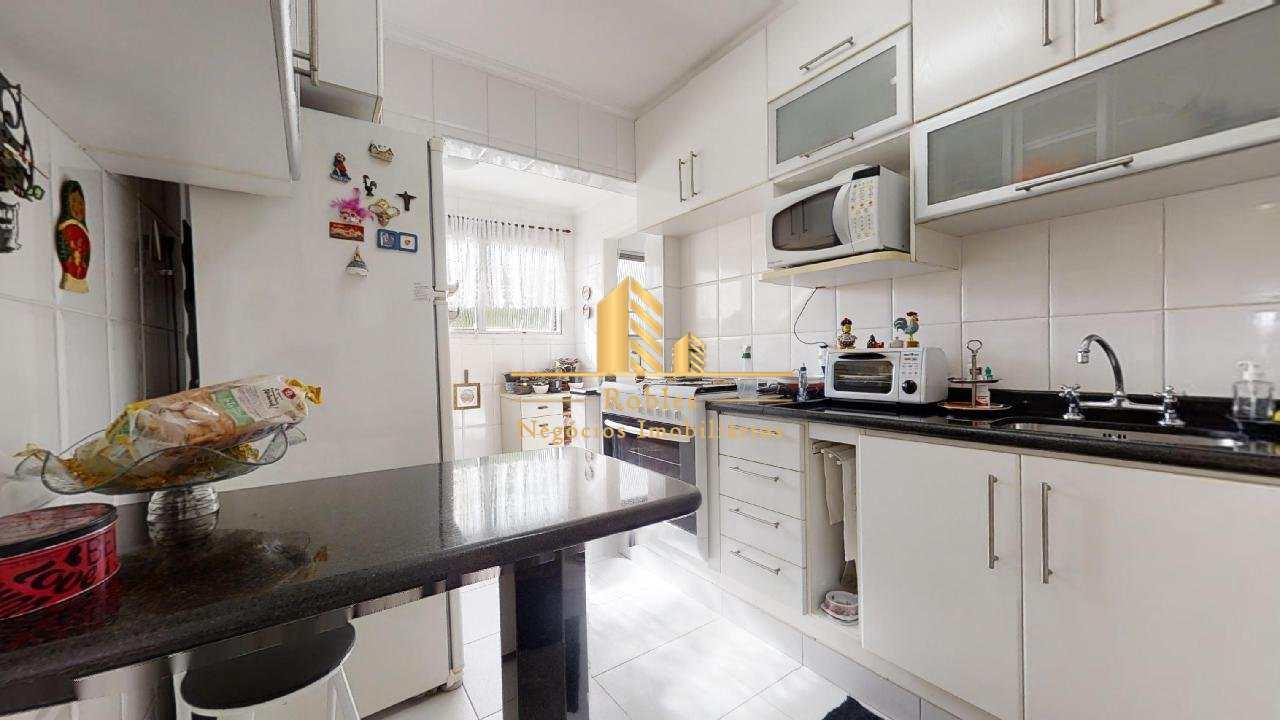 Apartamento com 3 dorms, Cidade Monções, São Paulo - R$ 692 mil, Cod: 390