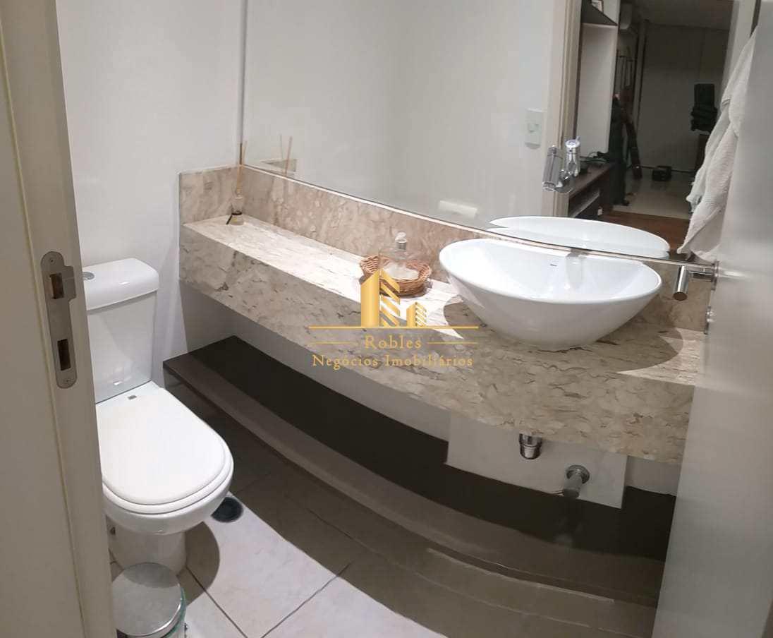 Apartamento com 3 dorms, Santo Amaro, São Paulo - R$ 1.27 mi, Cod: 400