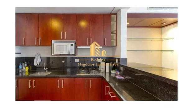 Apartamento com 1 dorm, Itaim, São Paulo - R$ 600 mil, Cod: 403