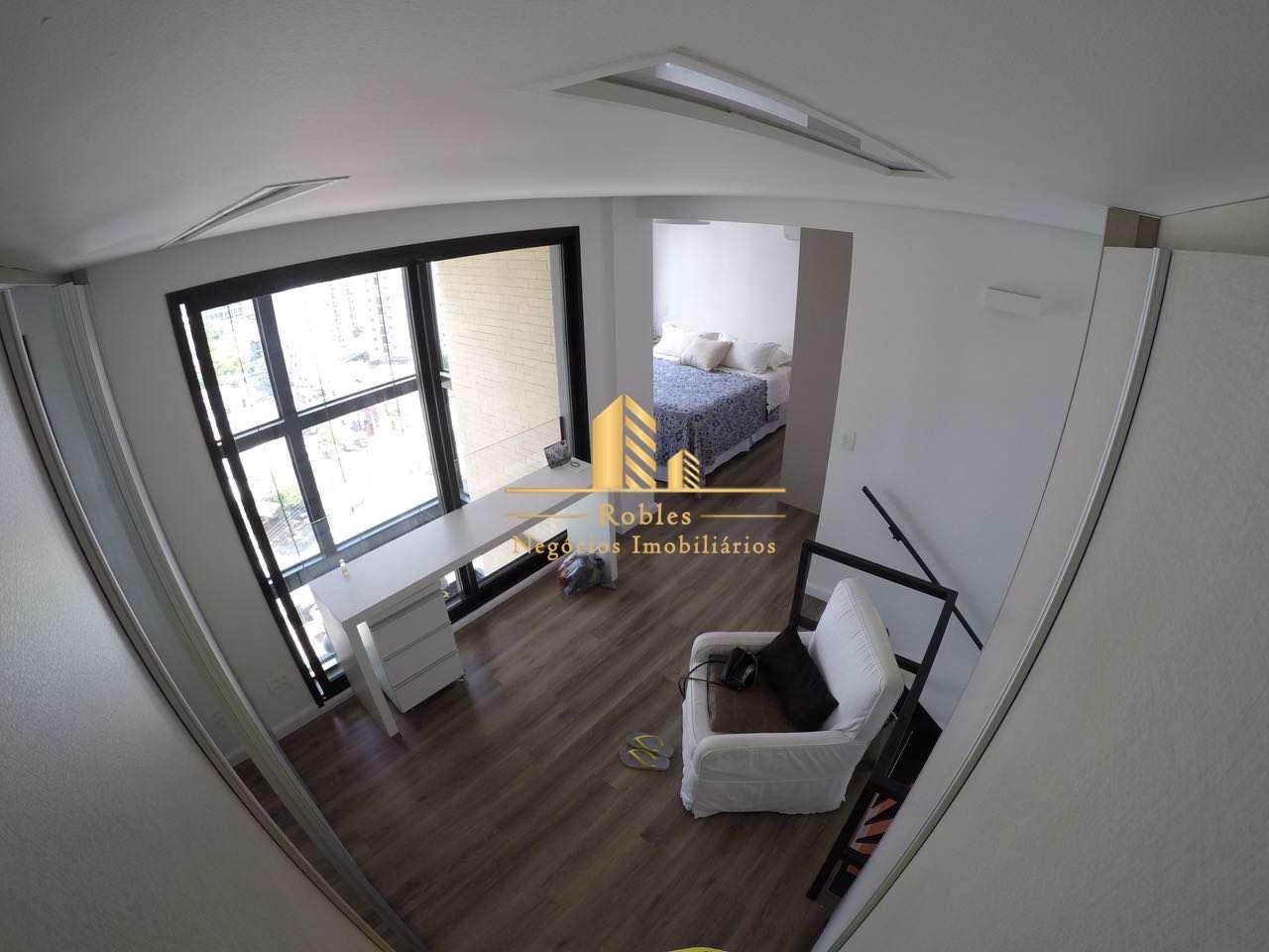 Apartamento com 1 dorm, Vila Olímpia, São Paulo - R$ 1.09 mi, Cod: 404