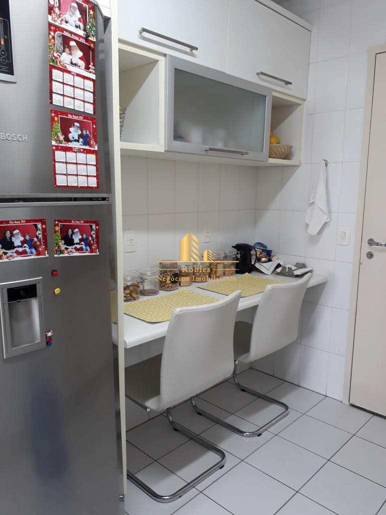 Apartamento com 3 dorms, Chácara Santo Antônio (Zona Sul), São Paulo - R$ 1.2 mi, Cod: 418