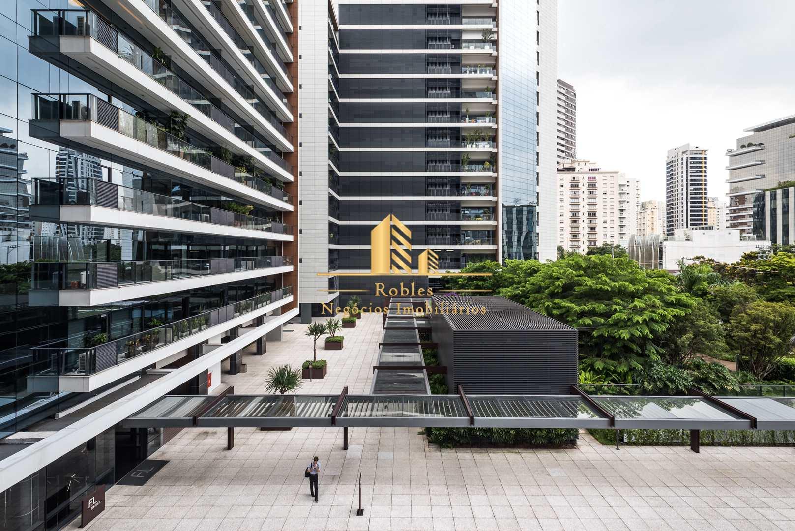Apartamento com 1 dorm, Vila Olímpia, São Paulo - R$ 1.5 mi, Cod: 451