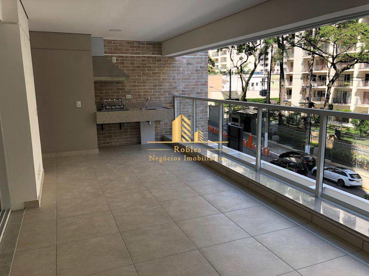 Apartamento com 4 dorms, Moema, São Paulo - R$ 3 mi, Cod: 548