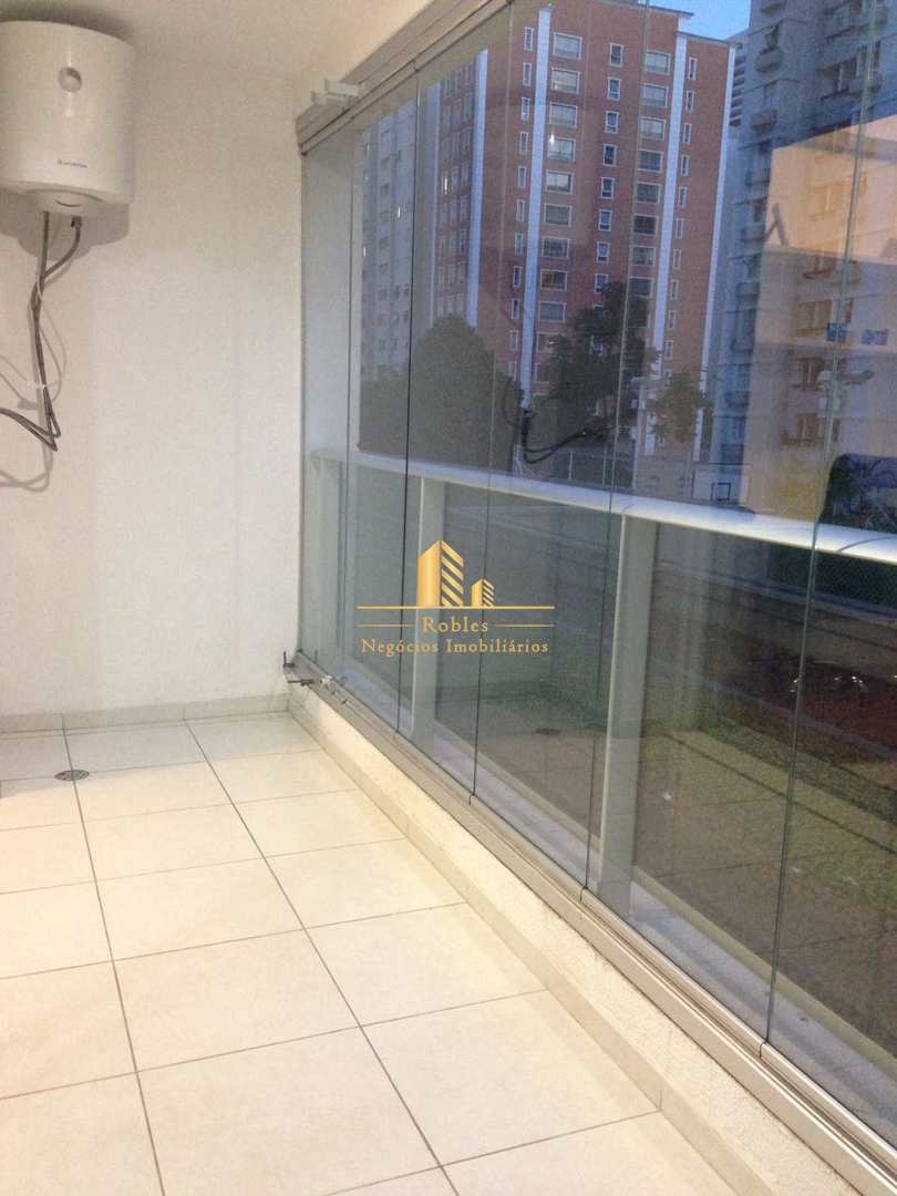 Apartamento com 1 dorm, Brooklin Paulista, São Paulo - R$ 480 mil, Cod: 564