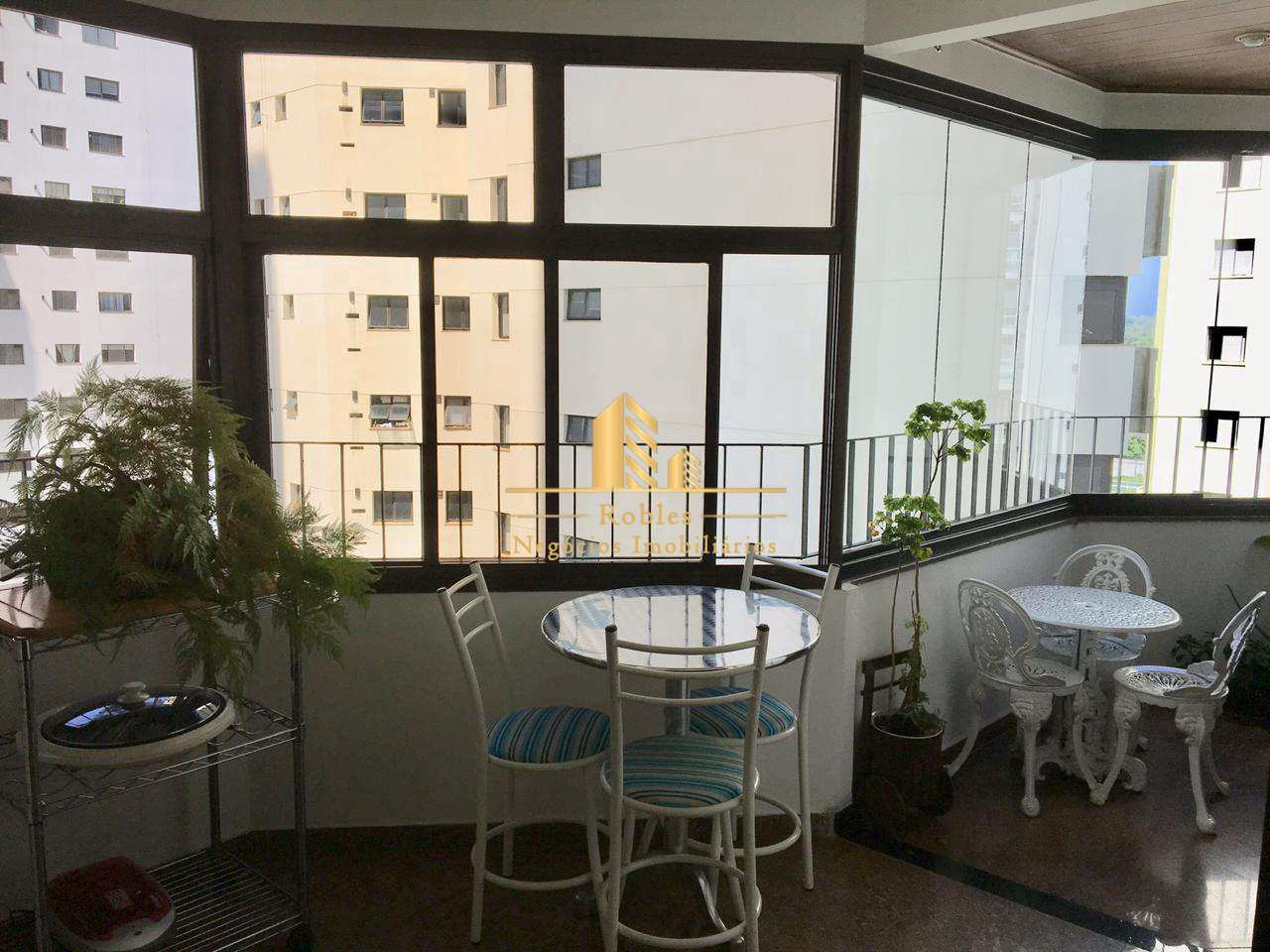 Apartamento com 4 dorms, Campo Belo, São Paulo, Cod: 566