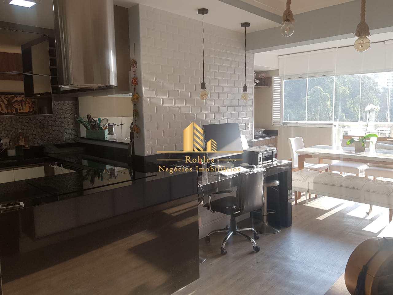 Apartamento com 2 dorms, Vila Andrade, São Paulo - R$ 640 mil, Cod: 578