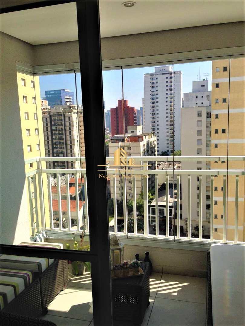 Apartamento com 2 dorms, Vila Nova Conceição, São Paulo - R$ 1.3 mi, Cod: 593