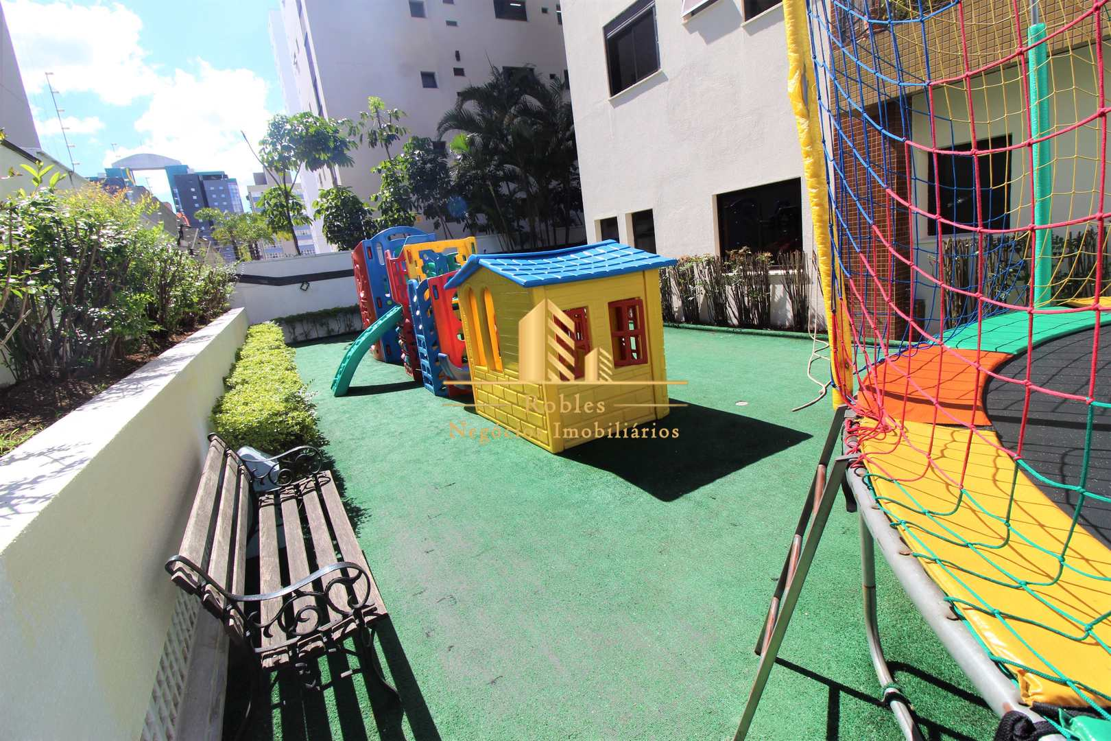 Apartamento com 3 dorms, Indianópolis, São Paulo - R$ 1.01 mi, Cod: 614