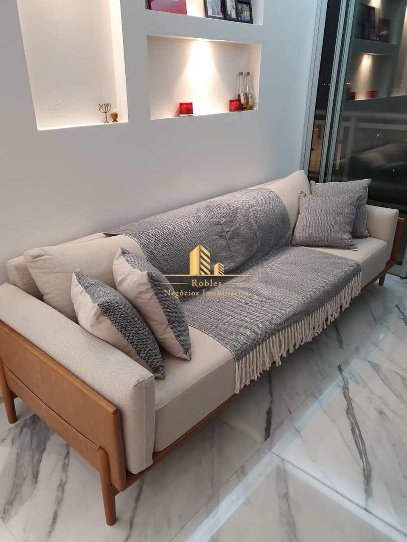 Apartamento com 1 dorm, Granja Julieta, São Paulo - R$ 800 mil, Cod: 621