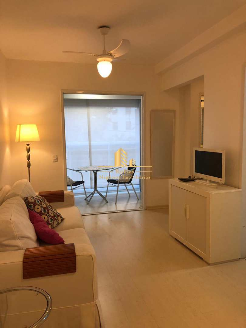 Apartamento com 1 dorm, Vila Olímpia, São Paulo - R$ 763 mil, Cod: 626