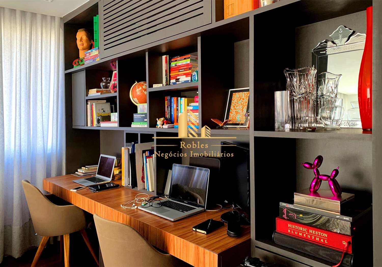 Apartamento com 3 dorms, Jardim Ampliação, São Paulo - R$ 901 mil, Cod: 634