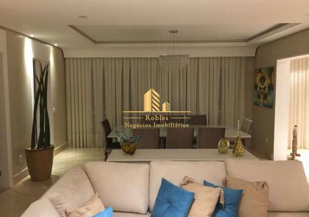 Apartamento com 4 dorms, Moema, São Paulo - R$ 6.4 mi, Cod: 666