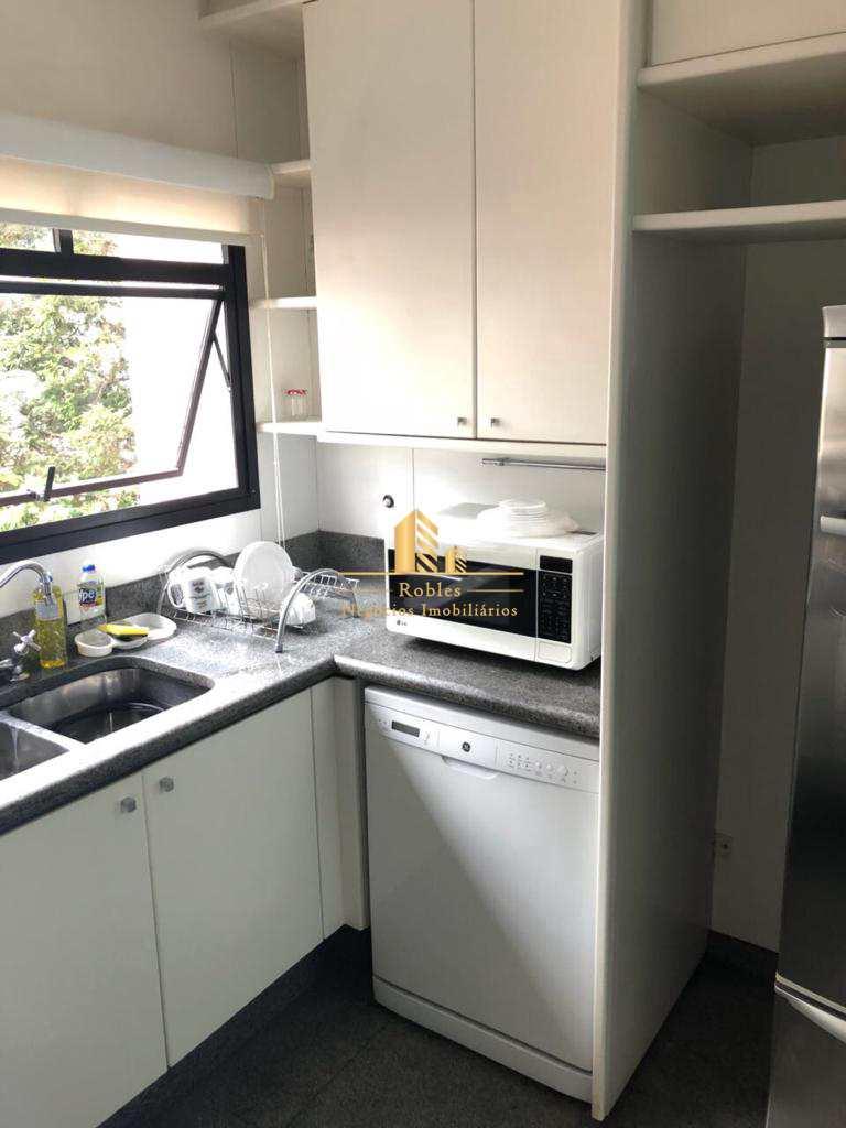Apartamento com 3 dorms, Moema, São Paulo - R$ 1.8 mi, Cod: 682