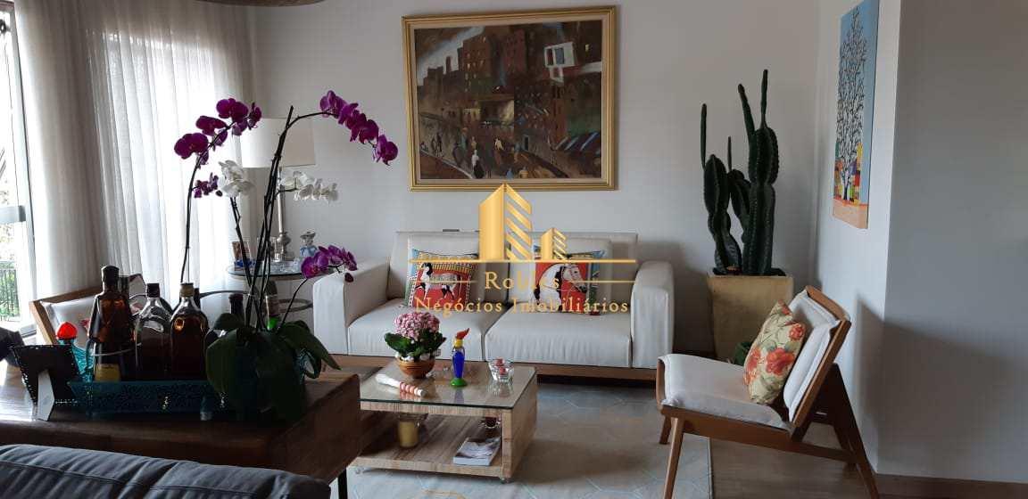 Apartamento com 1 dorm, Panamby, São Paulo - R$ 565 mil, Cod: 690