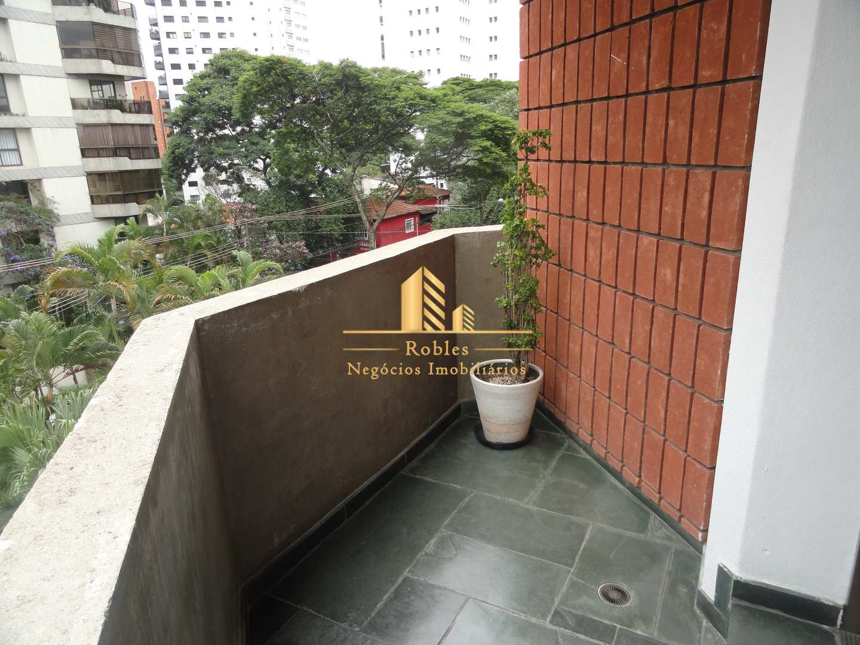 Apartamento com 4 dorms, Itaim Bibi, São Paulo - R$ 1.9 mi, Cod: 781