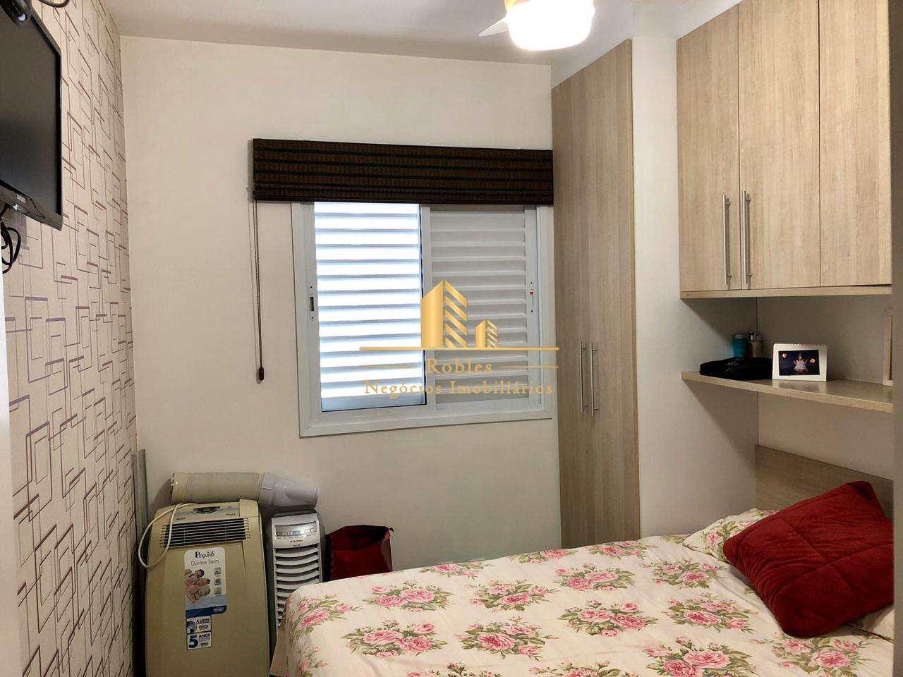 Apartamento com 3 dorms, Ipiranga, São Paulo - R$ 660 mil, Cod: 794