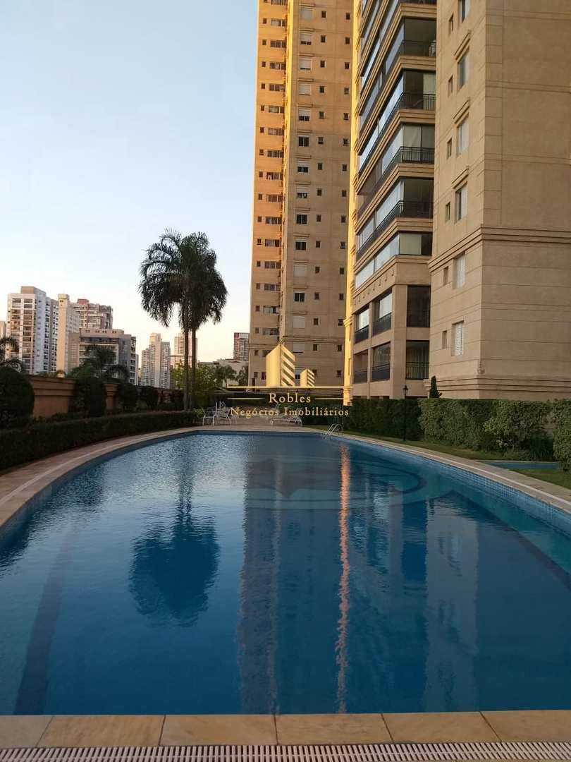 Apartamento, Condomínio Clube no Brooklin, São Paulo